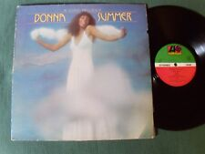 DONNA SUMMER : A love trilogy - LP 1976 French pressing ATLANTIC 50.266