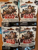 Micro Force Star Wars Mini Figure Series 3 New In Package Lot Of 4 Packs