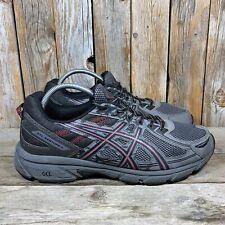 Asics Gel-Venture 6 T7G1N Running Shoes - Men's Size 11.5 Gray/black