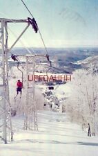 1962 THE MILE-LONG SOUTH-SIDE CHAIR LIFT, MOUNT TREMBLANT, QUEBEC, CANADA