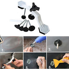 Car Body Dent Puller Panel Paintless Removal Ding Hail Body Repair 8PCS Set Kit