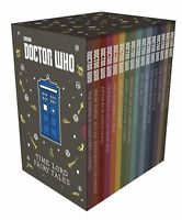 Doctor Who Time Lord Fairy Tales 16 Books Collection Slipcase Set Pack NEW BRAND