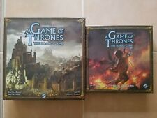 A Game of Thrones Board + Mother of Dragons 2nd Edition (Fantasy Flight 2011)