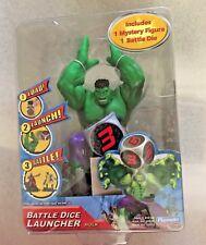Marvel Heroes Battle Dice Launcher: Hulk
