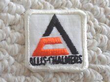 Allis-Chalmers Square Cloth Patch (#1879)