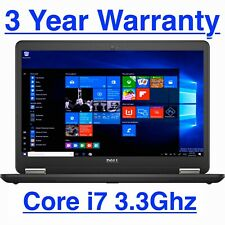 "Dell Latitude Laptop E7440 14"" UltraBook Intel i7 2.10Ghz 8Gb 500Gb Windows 10"