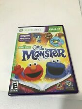Sesame Street: Once Upon A Monster - Xbox 360 Requires Kinect Sensor