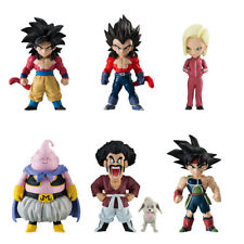Bandai Dragon Ball Super Z GT Adverge Part 7 Figure Set of 6