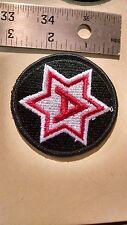 WWII WW2 U.S. Army 6th Group Khaki Shoulder Patch
