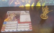 Zombicide: Green Horde Brix Moonshine Survivor miniature Kickstarter Exclusive