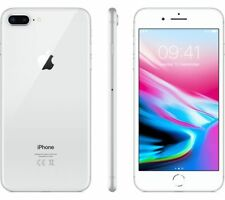 Apple iPhone 8 Plus - 64GB - Argento (Sbloccato)