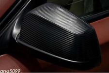 "20""x50"" 3D Carbon Fiber Black Vinyl Film Auto Car Sheet Wrap Roll Sticker Decor"