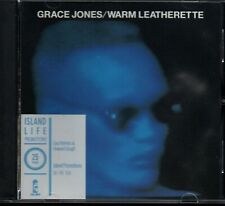 GRACE JONES - Warm Leatherette - CD Album *Private Life*