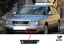 FOR AUDI A6 (C4) 1994 - 1997 NEW FRONT BUMPER LOWER BLACK GRILLE LEFT N/S