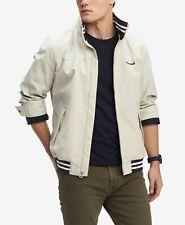 $99 Tommy Hilfiger Mens Sand Khaki Regatta Winter Jacket...
