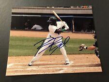 BJ Boyd Signed Autographed 8x10 Photo Auto Oakland A's Athletics Baseball COA