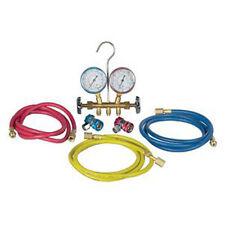Robinair 48134A R134A Brass Manifold Kit