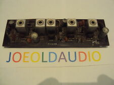 Sansui 4000 Original F-1038 Board. Tested. Parting Out 4000 Receiver.***