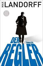 Der Regler / Gabriel Tretjak Bd.1 von Max Landorff (Taschenbuch), UNGELESEN