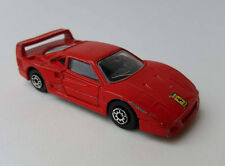 MAISTO Ferrari F40 Speed Machines Macchina Car Vintage Macchinina