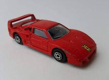 MAISTO Ferrari F40 Speed Machines Macchina Car Vintage Macchinina