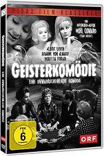 Geisterkomödie * DVD Komödie von Hitchcock Autor Noël Cowards Pidax Film Neu Ovp