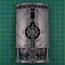 Sector Mechanicus ferratonic furnace silo segmento a Warhammer 40k Bitz 10001