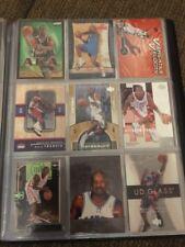 Tarjetas de baloncesto de la NBA Steve Francis inserciones raras