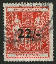 New Zealand   1942-45   Scott # AR98    USED