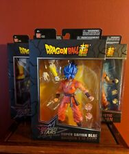 Dragon Ball Super Dragon Stars Series Super Saiyan Blue Goku Golden Frieza Gohan