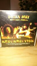 BRIAN MAY WITH COZY POWELL -Resurrection- CD JAPAN PRESSUNG