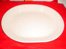 CORELLE FIRST OF SPRING 12.25 IN OVAL SERVING PLATTER VGUC FREE USA SHIPPING