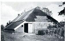 Bauernhaus in Groß-Oldendorf Achterende Landkreis Leer Alte Bauten 1932