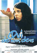 QUI DE NOUS DEUX - CHARLES BELMONT - SALOMÉ BLECHMANS - DVD EN TRÈS BON ÉTAT