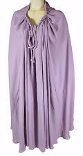 NEW LIONESS x NASTY GAL CLOAK Wrap Lavender RenFaire Pastel Medieval Poncho NWOT