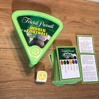 Trivial Pursuit World Football Bite Size edition 600 Questions by Parker Hasbro