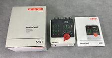 MÄRKLIN DIGITAL--6021...control unit...OVP    / 5 H 321