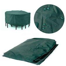 Schutzhülle Gartentisch Tisch Abdeckung Gartenmöbel Regenschutz Schutzhaube NEU