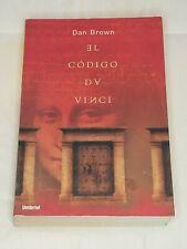 El Codigo Da Vinci / The Da Vinci Code (Spanish Edition) by Dan Brown