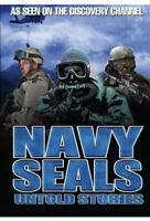 Navy Seals Untold Stories DVD -New & Sealed -Quick Dispatch-
