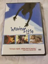 Waking Life (Dvd, 2002) Factory Sealed