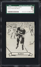 1936-37 V304 O-Pee-Chee Series D #127 Russ Blinco (Montreal Maroons) SGC 96 MINT