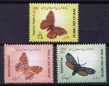 2003 MNH, Silver-washed, Queen of Spain fritillary, Butterflies, Moths, Insects