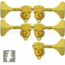 "NEW Hipshot USA HB6 3/8"" Ultralite® Bass Tuning L3+R2 Set Y Key 3x2 - GOLD"