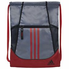 Back to School Sale! Adidas Alliance Sport Drawstring School Gym Pool Sackpack