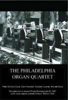 Philadelphia Organ Quartet (DVD, New, 2007, Frederick K. Astmann, 8 Anvil Court)