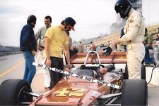 9x6 Photograph, Swede Savage  Patrick Racing Eagle-Offy  Indianapolis 500 1972