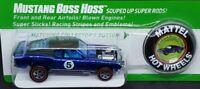 Hot Wheels Redline Spoilers Mustang Boss Hoss
