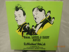 "1930 Laurel & Hardy Film ""Brats"" - Standard 8mm.- Blackhawk Films"