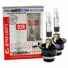 ALPHA-Lights Laser White Ultra D2R 5000K Xenon Brenner 35W 2 Lampen DUO-Set